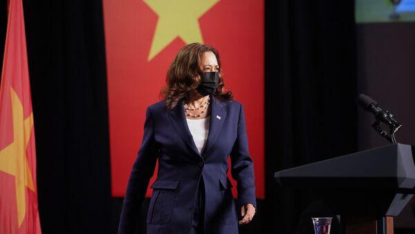 Phó tổng thống Mỹ Kamala Harris. - Sputnik Việt Nam