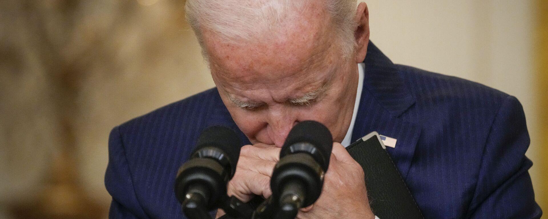 Tổng thống Hoa Kỳ Joe Biden - Sputnik Việt Nam, 1920, 29.08.2021