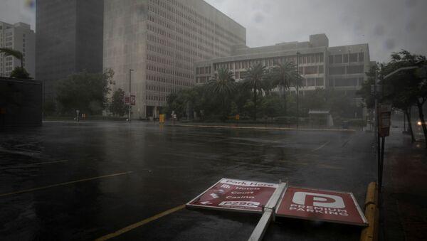 Hậu quả siêu bão Ida gây ra ở New Orleans, bang Lousiana, Hoa Kỳ, ngày 29/8/2021 - Sputnik Việt Nam