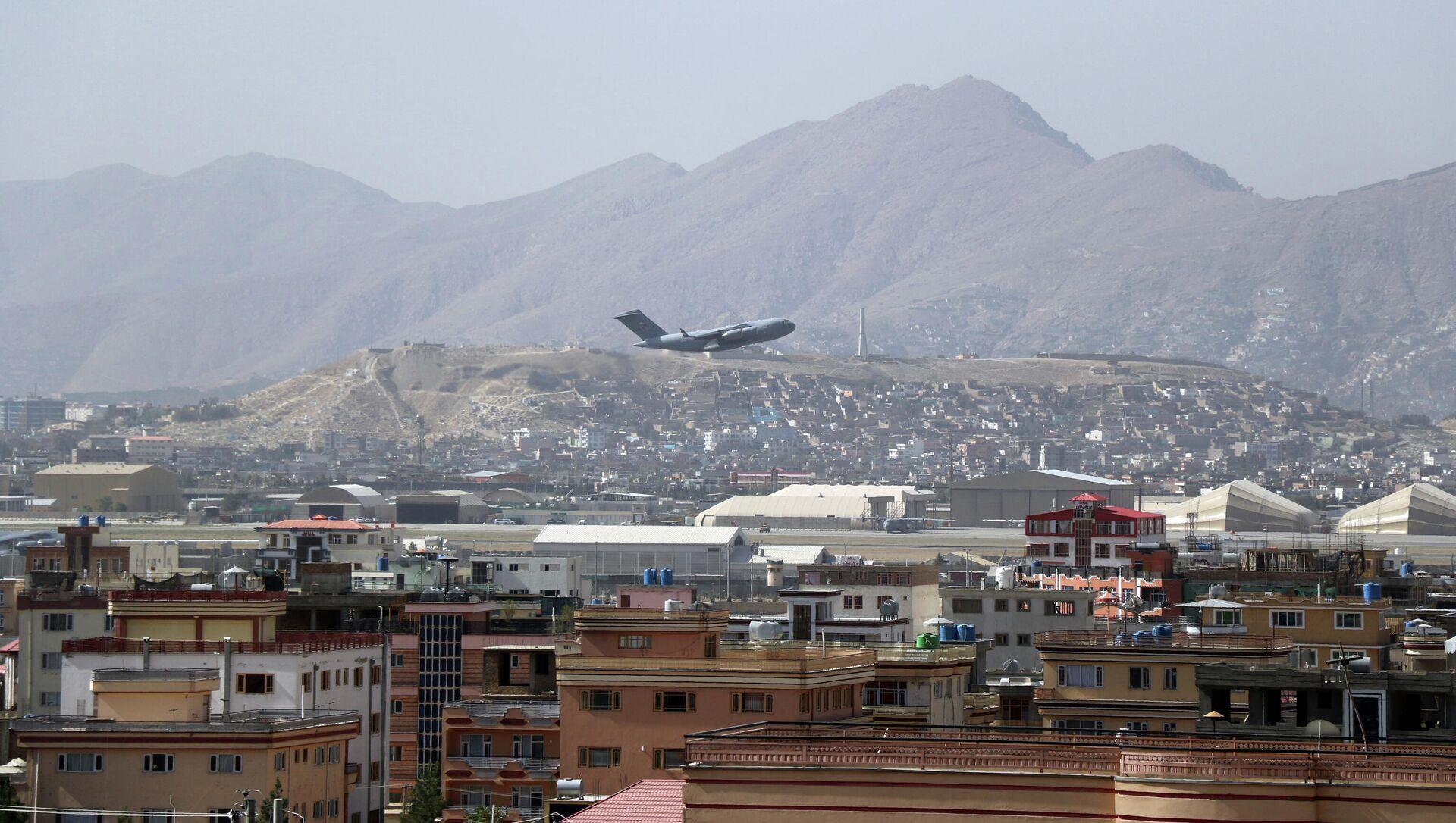 Sân bay quốc tế ở Kabul - Sputnik Việt Nam, 1920, 14.09.2021