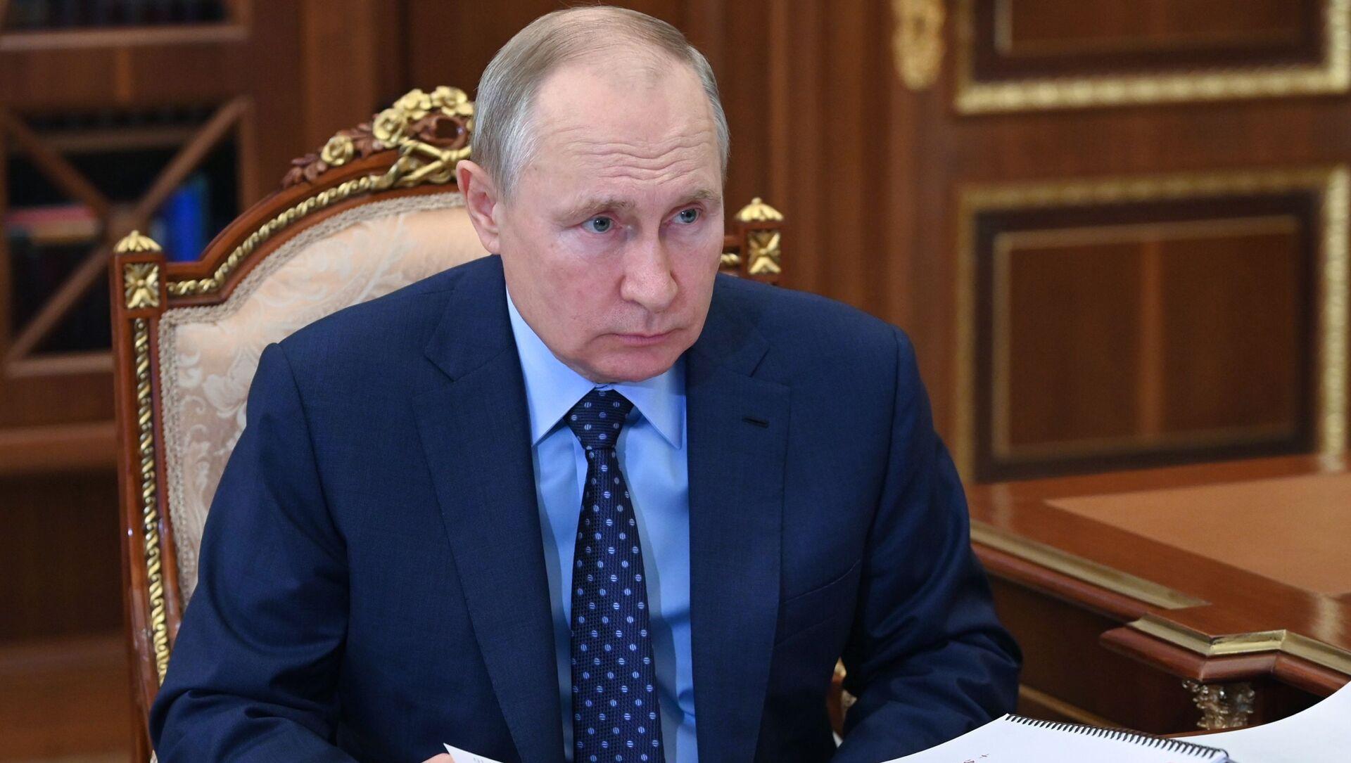 Tổng thống Nga Vladimir Putin - Sputnik Việt Nam, 1920, 30.08.2021