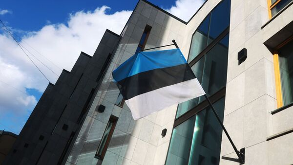 Đại sứ quán Estonia tại Moskva - Sputnik Việt Nam