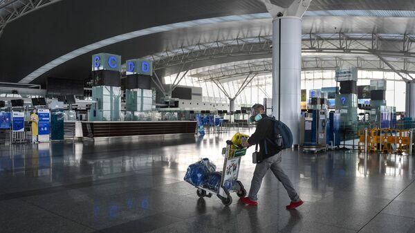 Sân bay Quốc tế Nội Bài. - Sputnik Việt Nam