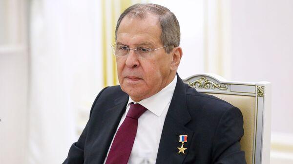 Chuyến công tác của Bộ trưởng Ngoại giao Nga S. Lavrov tới Volgograd - Sputnik Việt Nam