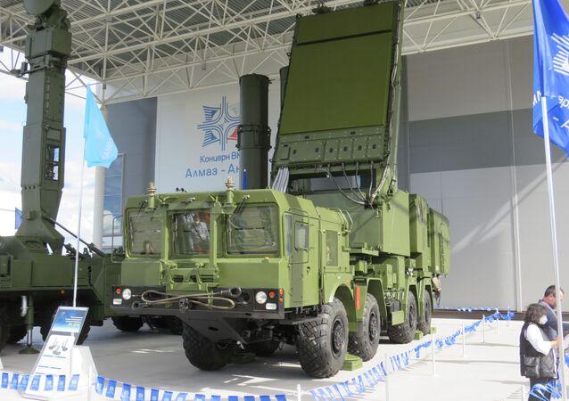 Hệ thống tên lửa phòng không radar đa chức năng Abakan