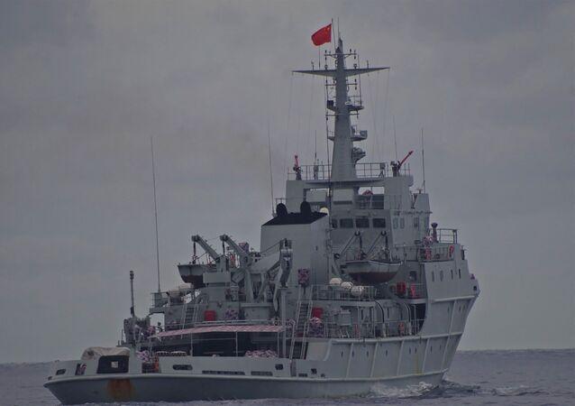 Tàu Hải quân Trung Quốc.