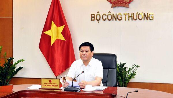 Ông Nguyễn Hồng Diên. - Sputnik Việt Nam
