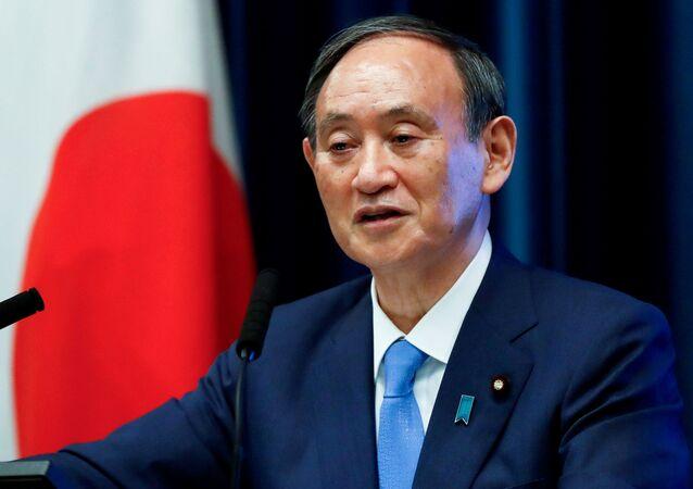 Thủ tướng Nhật Bản Yoshihide Suga