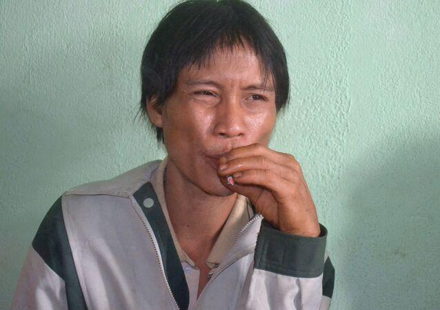"""""""Người rừng"""" Hồ Văn Lang"""