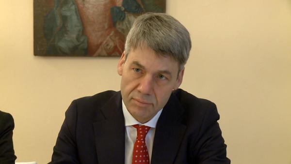 Đại sứ Đức ở Trung Quốc Jan Hecker - Sputnik Việt Nam