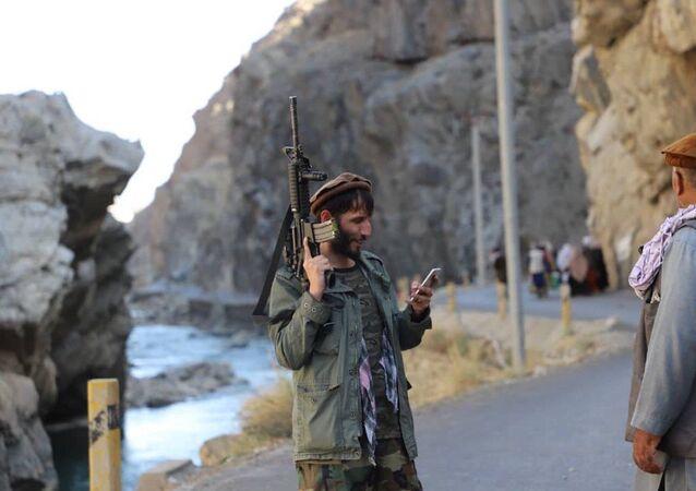 Phe kháng chiến ở Panjshir