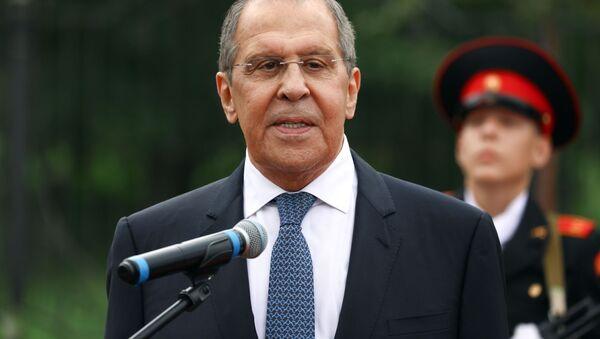 Ngoại trưởng LB Nga Sergei Lavrov - Sputnik Việt Nam