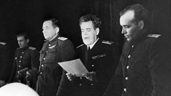Phiên tòa xét xử các cựu quân nhân Nhật bị buộc tội chuẩn bị sử dụng vũ khí vi khuẩn - Sputnik Việt Nam