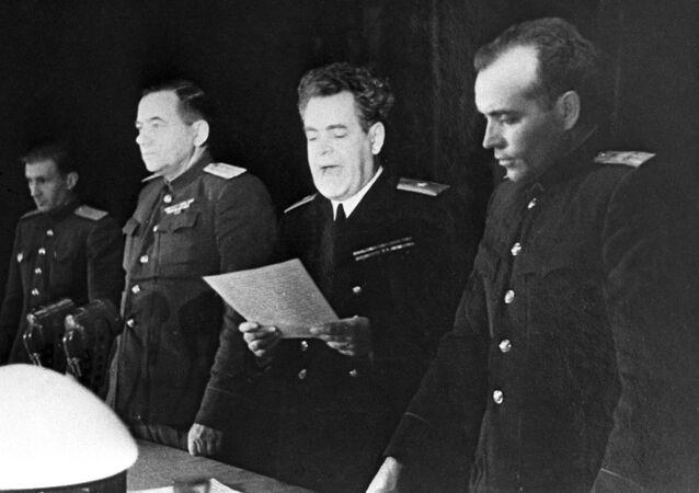 Phiên tòa xét xử các cựu quân nhân Nhật bị buộc tội chuẩn bị sử dụng vũ khí vi khuẩn
