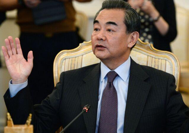 Bộ trưởng Ngoại giao Trung Quốc Vương Nghị (Wang Yi)