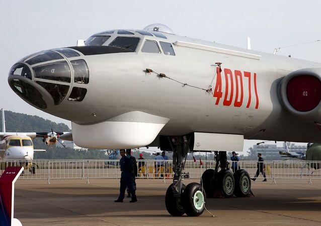 Máy bay quân sự Trung Quốc Xian H-6H
