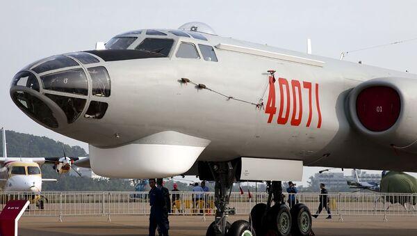 Máy bay quân sự Trung Quốc Xian H-6H - Sputnik Việt Nam