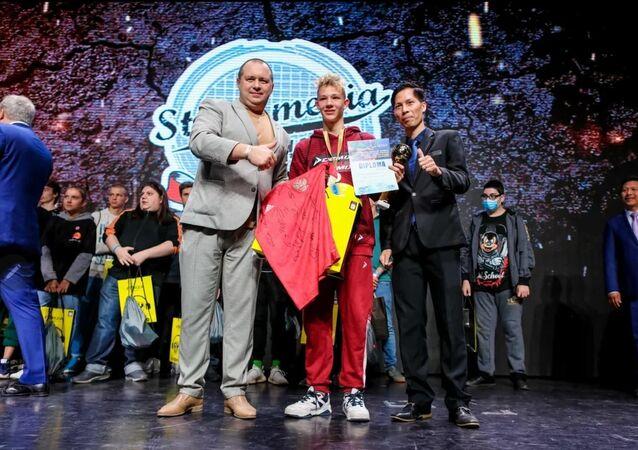 Giải đấu toàn phần thể thao điện tử quốc tế Nga - Việt năm 2021