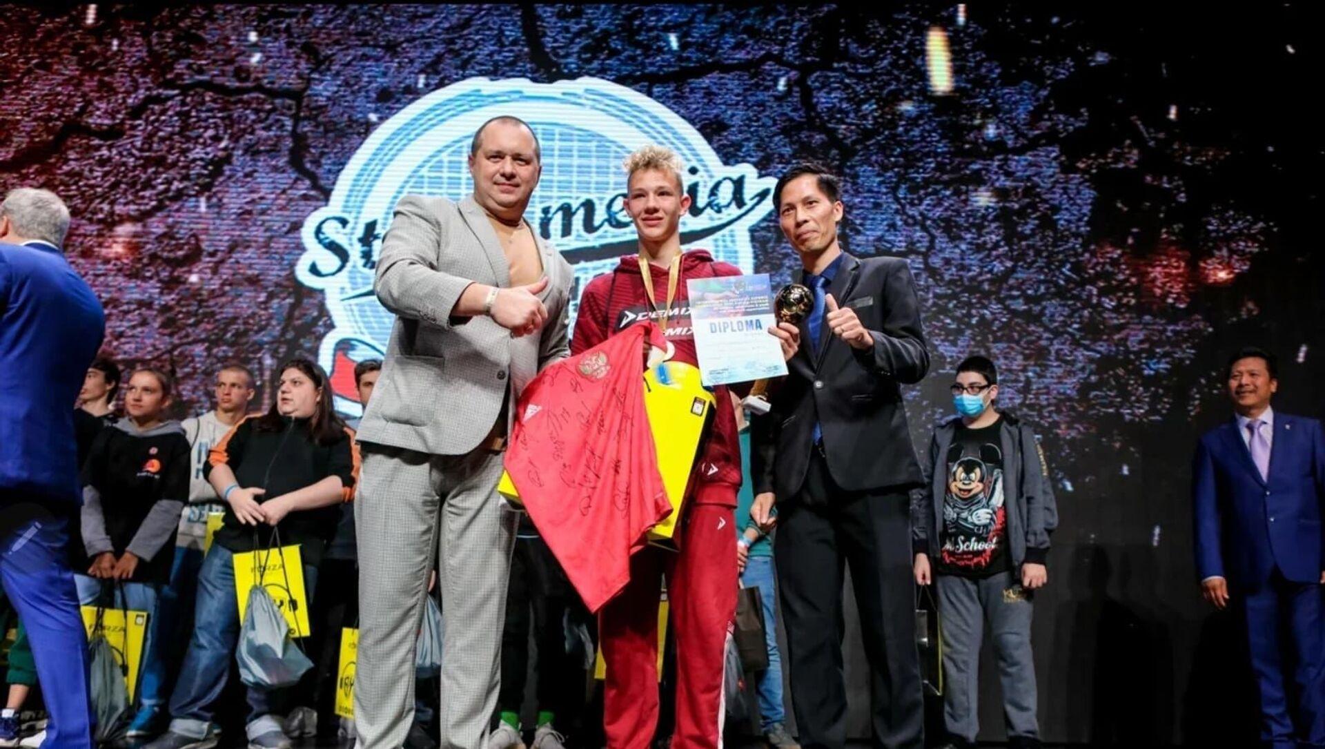 Giải đấu toàn phần thể thao điện tử quốc tế Nga - Việt năm 2021  - Sputnik Việt Nam, 1920, 07.09.2021