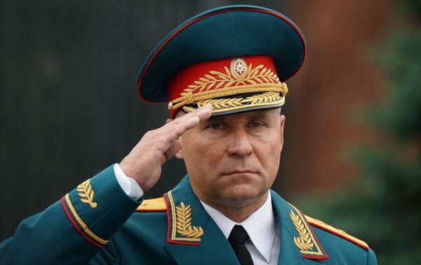 Bộ trưởng Các tình trạng khẩn cấp Nga Yevgeny Zinichev - Sputnik Việt Nam