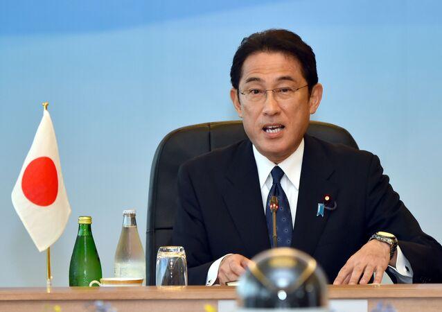 Ứng cử viên Thủ tướng Nhật Bản, cựu Ngoại trưởng Fumio Kishida
