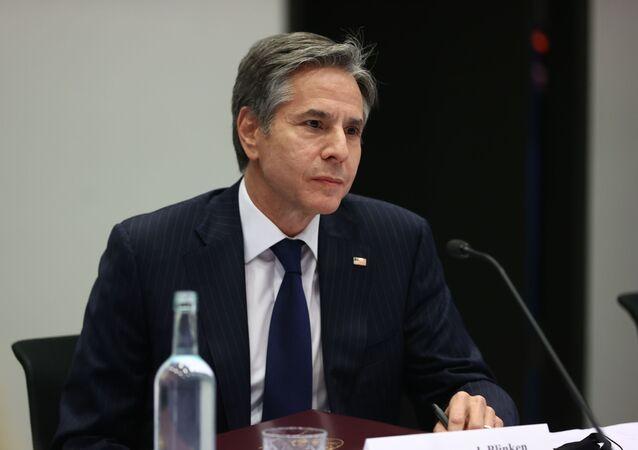 Ngoại trưởng Mỹ Antony Blinken