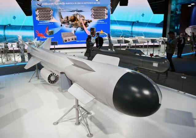 Giới thiệu tên lửa tầm xa Kh-59MK được hiện đại hóa tại MAKS-2021