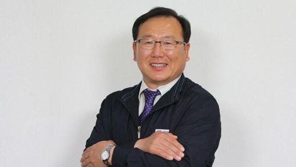 Tỷ phú Lee Sang-Ryul, Giám đốc điều hành công ty Chunbo, Hàn Quốc - Sputnik Việt Nam
