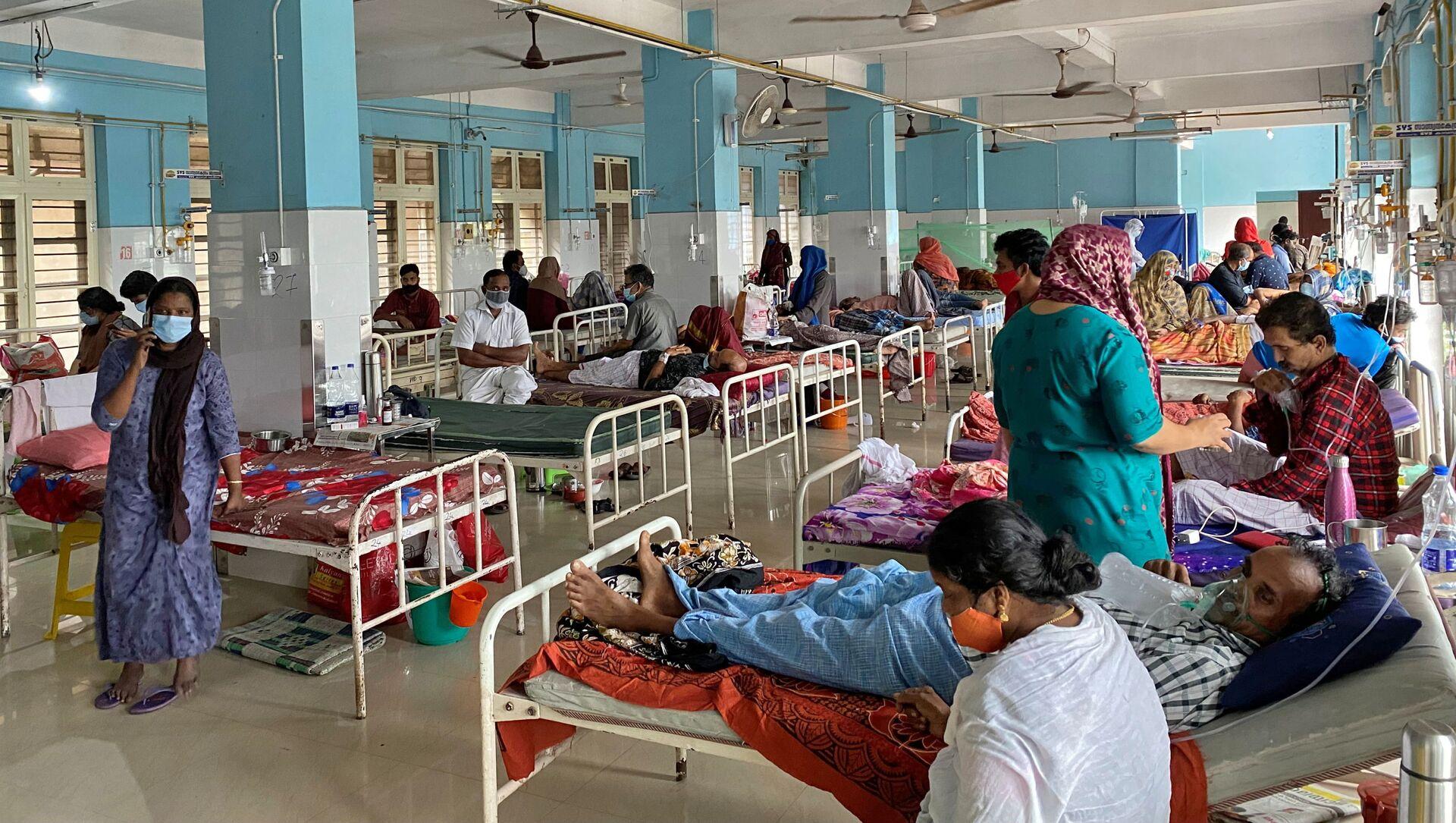 Bệnh viện, Ấn Độ - Sputnik Việt Nam, 1920, 11.09.2021