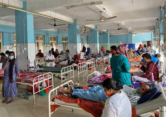 Bệnh viện, Ấn Độ