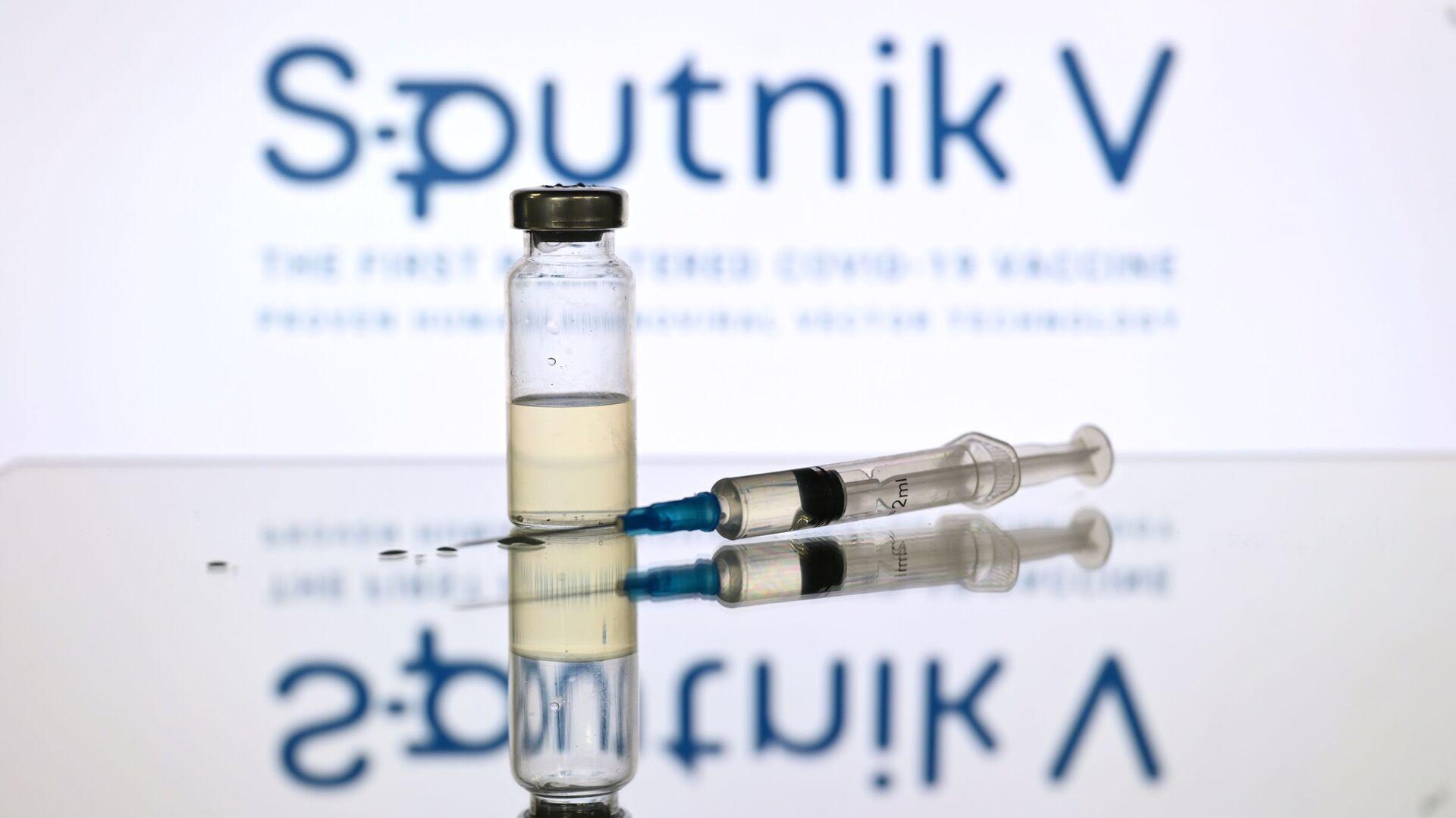 Vaccine Sputnik V - Sputnik Việt Nam, 1920, 02.10.2021