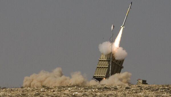 """Hệ thống phòng thủ tên lửa """"Vòm Sắt"""" - Sputnik Việt Nam"""