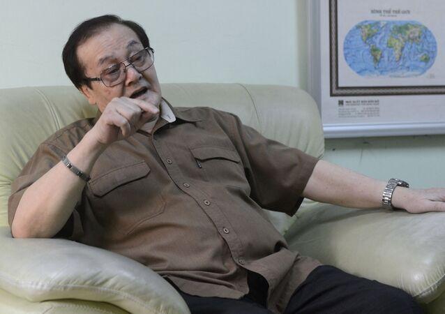 Phó Chủ tịch Ủy ban Olympic Việt Nam Hoàng Vĩnh Giang