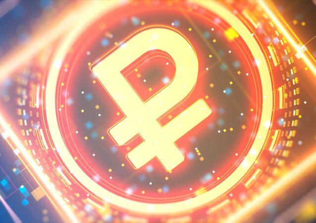 Đồng rúp kỹ thuật số