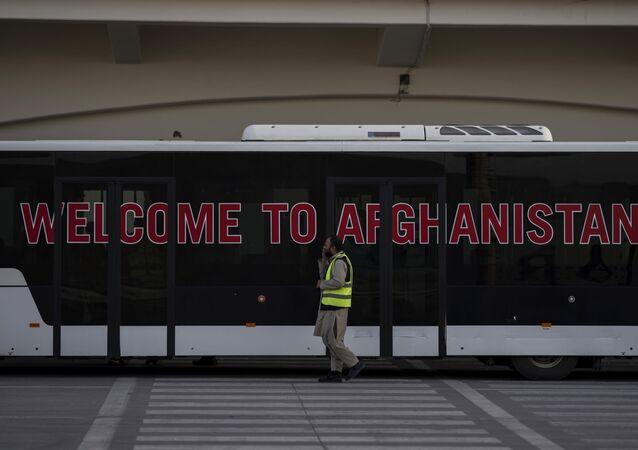 Sân bay Kabul, Afghanistan