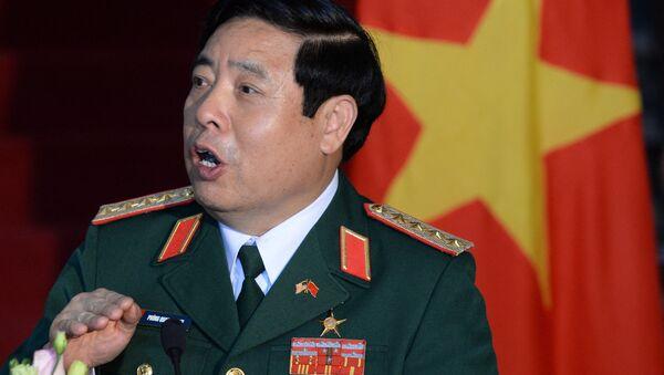 Nguyên Bộ trưởng Bộ Quốc phòng Việt Nam, Đại tướng Phùng Quang Thanh  - Sputnik Việt Nam