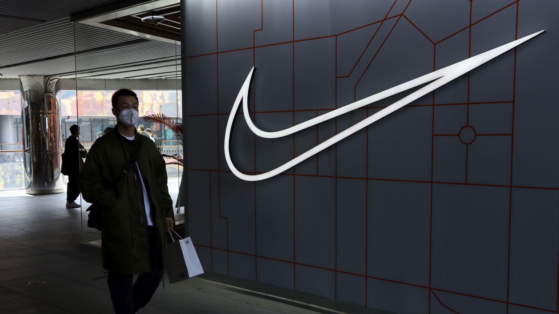 Cửa hàng Nike ở Bắc Kinh - Sputnik Việt Nam, 1920, 15.09.2021