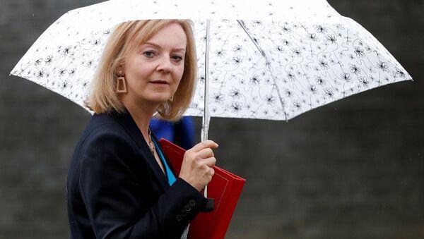 Tân Bộ trưởng Ngoại giao Vương quốc Anh Elizabeth Truss - Sputnik Việt Nam
