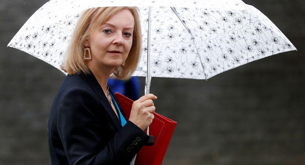 Tân Bộ trưởng Ngoại giao Vương quốc Anh Elizabeth Truss