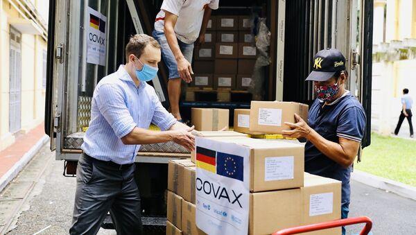 Đức hỗ trợ Việt Nam 852.480 liều vaccine qua cơ chế COVAX - Sputnik Việt Nam