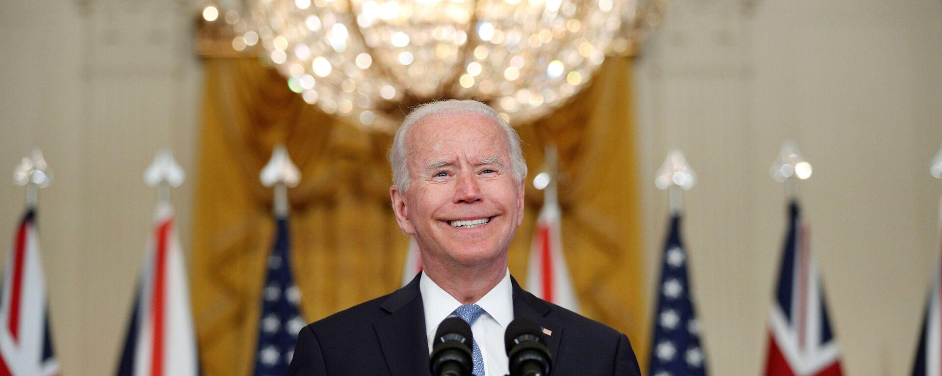 Joe Biden - Sputnik Việt Nam, 1920, 17.09.2021