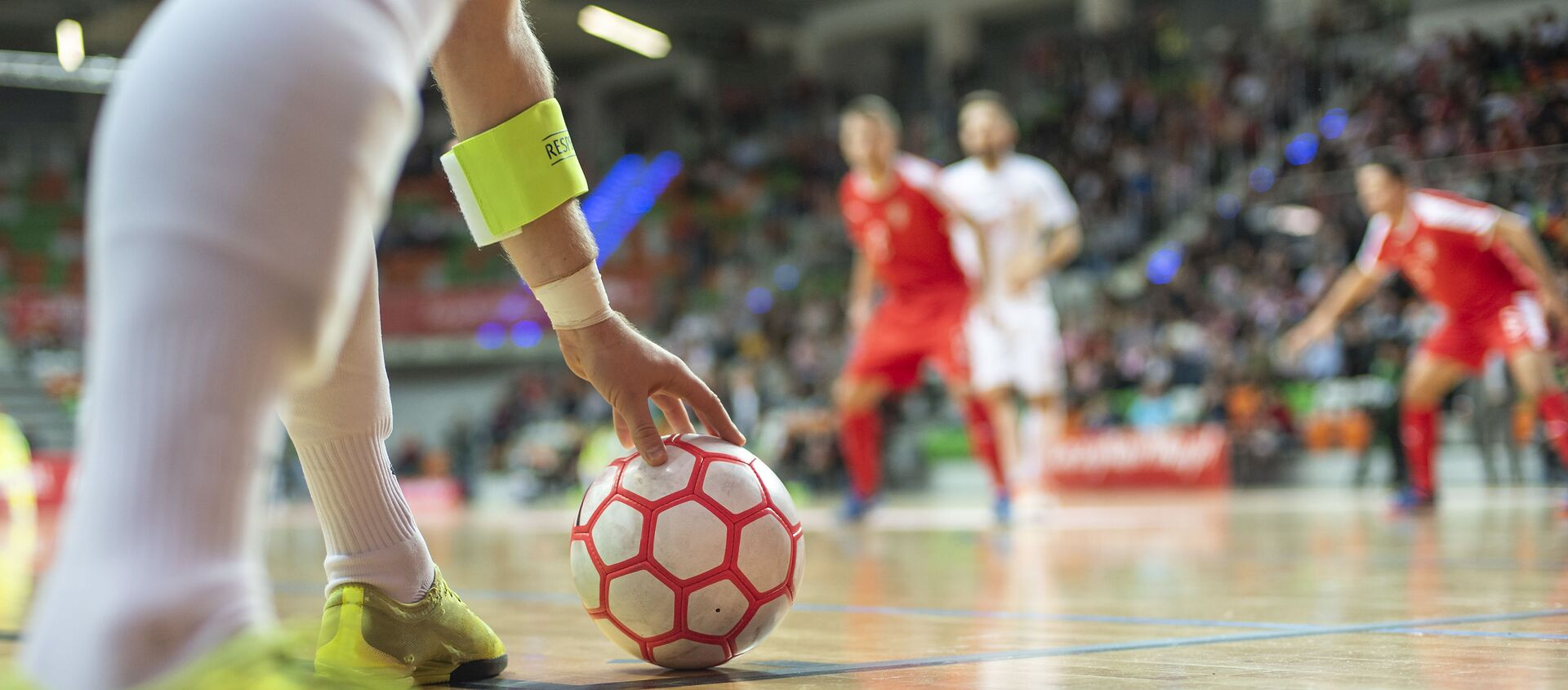Trận đấu Futsal  - Sputnik Việt Nam, 1920, 20.09.2021