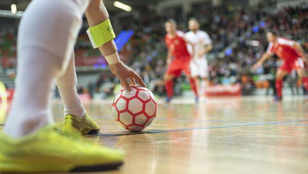 Trận đấu Futsal  - Sputnik Việt Nam