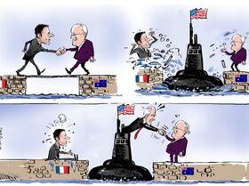 Không có tàu ngầm - không có ngày lễ