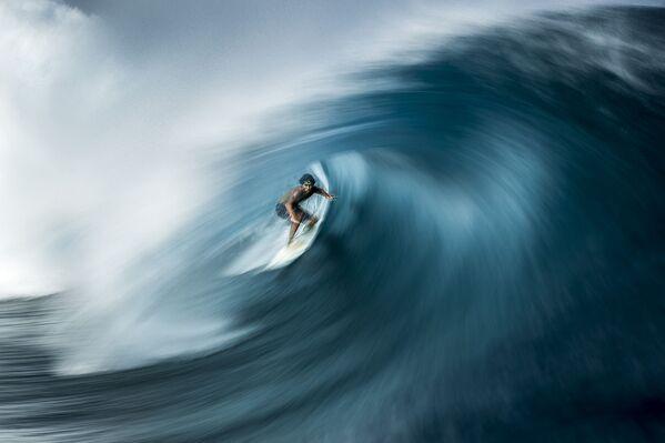 Ảnh của Ben Thouard, người chiến thắng hạng mục «Nhiếp ảnh gia phiêu lưu trong năm» (Adventure Photographer of the Year) tại cuộc thi Nhiếp ảnh gia đại dương năm 2021 - Sputnik Việt Nam