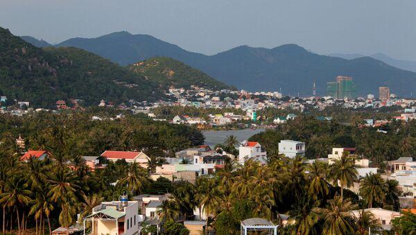Quang cảnh thành phố Nha Trang của Việt Nam - Sputnik Việt Nam