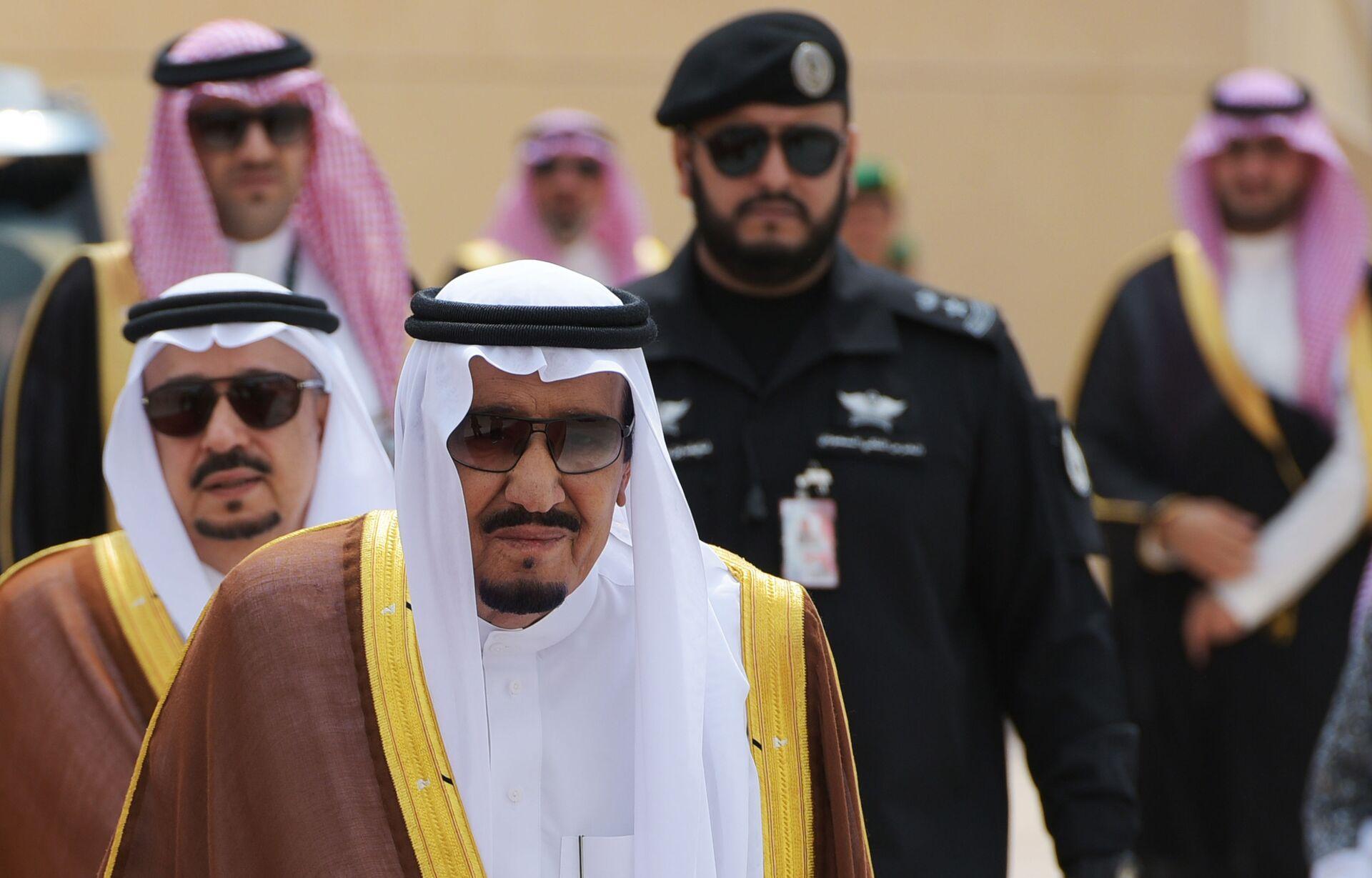 Nhà vua Ả Rập Xê-Út Salman bin Abdulaziz Al Saud - Sputnik Việt Nam, 1920, 05.10.2021
