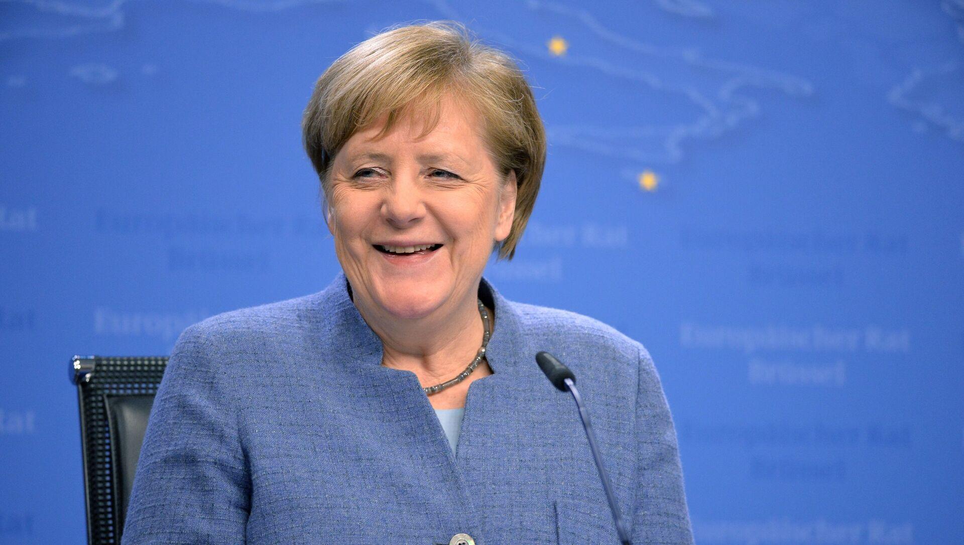 Thủ tướng Đức Angela Merkel - Sputnik Việt Nam, 1920, 27.09.2021