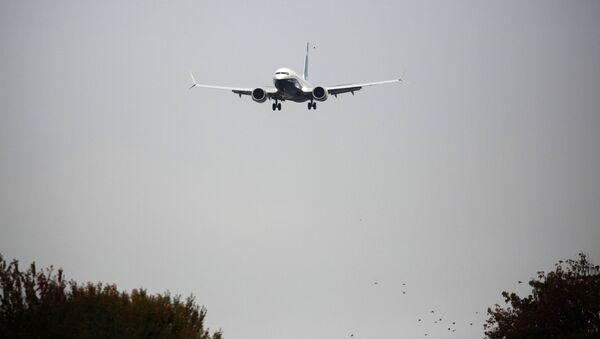 Máy bay Boeing 737 MAX. - Sputnik Việt Nam
