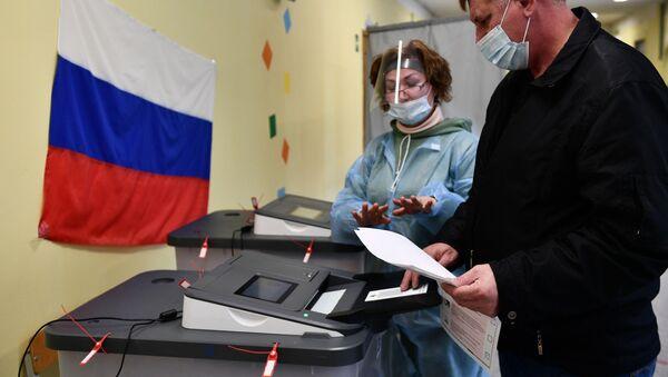 Ngày bầu cử thống nhất ở Nga - Sputnik Việt Nam